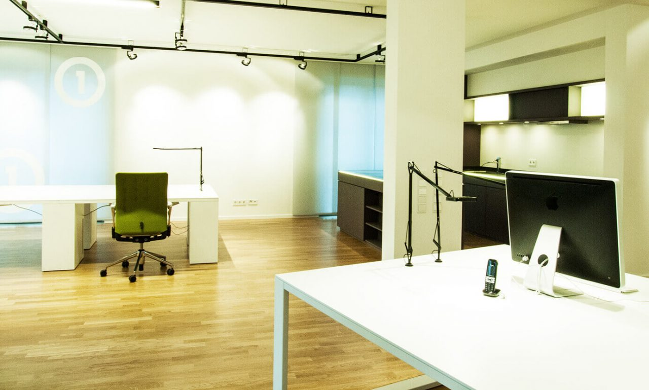 Officedesign und Planung Mokom in Frankfurt